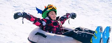 Picture of 11 am -1 pm Snow Tubing Session (reservations required)